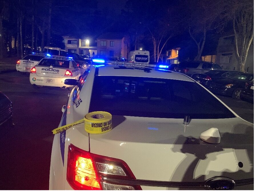 Police investigate homicide at Norcross apartment complex